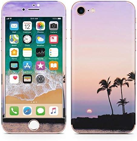 igsticker iPhone SE 2020 iPhone8 iPhone7 専用 スキンシール 全面スキンシール フル 背面 側面 正面 液晶 ステッカー 保護シール 009393 風景 景色 写真