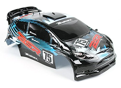 Rc Rally Game - HobbyKing Pre-Painted Body Shell - BSR Racing 1/8 Rally