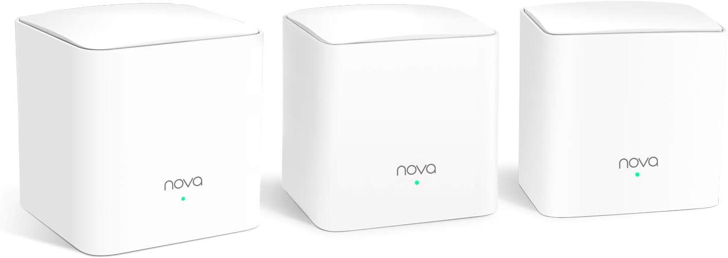 Tenda Nova Mw5g Echtes Dual Band Mesh Wlan Ersetzt Elektronik