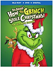 How the Grinch Stole Christmas: Ultimate Edition (BD)Together in one must-won holiday collection Grinchmas Holiday Pack! Includes How the Grinch Stole Christmas DE, The Grinch Griches The Cat in the Hat, and Halloween is Grinch Night]]>   ...