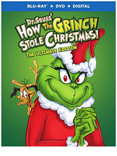How the Grinch Stole Christmas: Ultimate Edition (BD) [Blu-ray] -