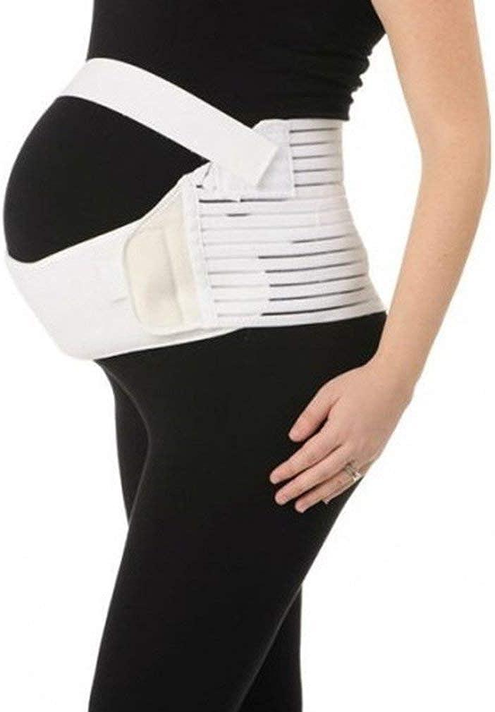 Leoboone Breathable Maternity Belt Pregnancy Abdomen Support Abdominal Binder Girdle Athletic Bandage Postpartum Recovery Shapewear
