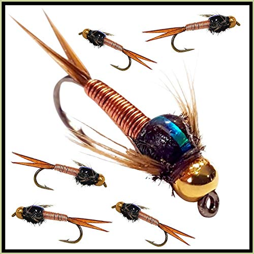 Salmon Pike Trout Lures Bait UK MINNOW FRY x3 # 6 8 10 12 By Arc Fishing Flies