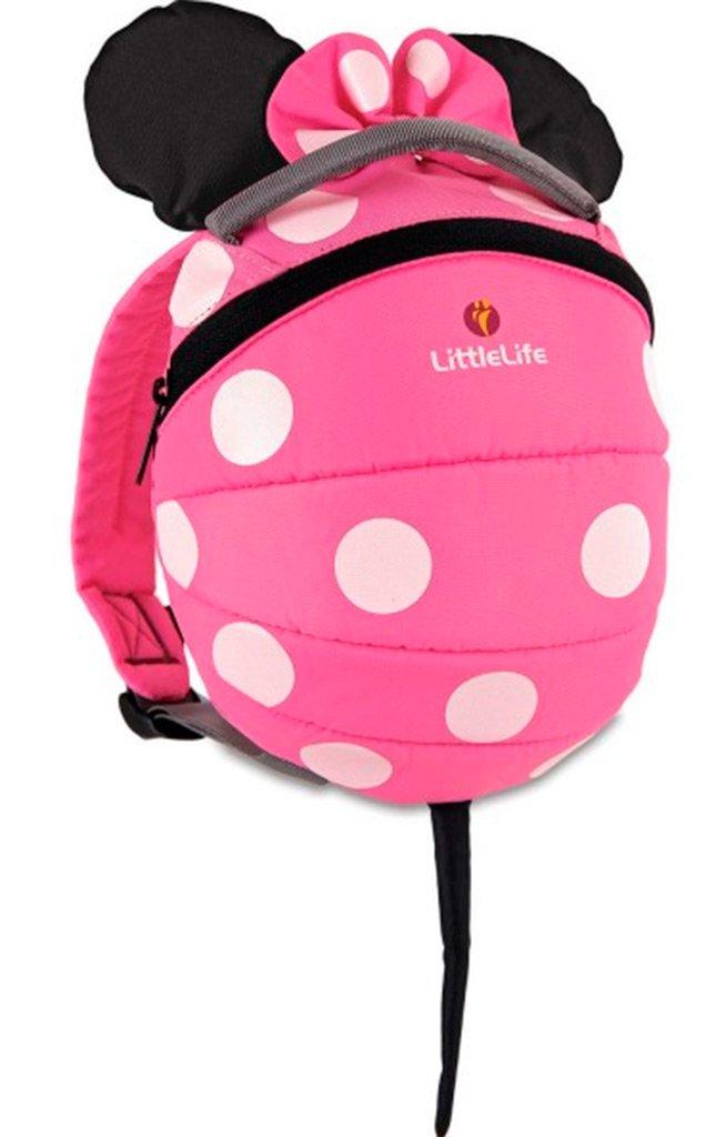 LittleLife Disney Kleinkind Rucksack - Pink Minnie Lifemarque Ltd L10980