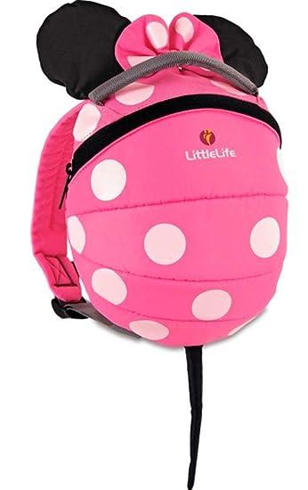 Schnelle Lieferung am besten wählen Qualität und Quantität zugesichert LittleLife Disney Kleinkind Rucksack - Pink Minnie