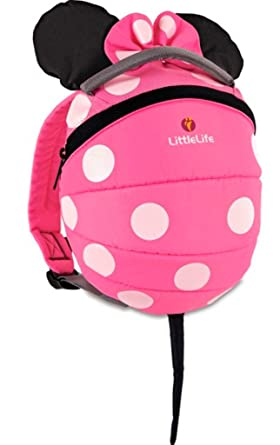 LittleLife Disney Toddler Daysack - Pink Minnie  Amazon.co.uk  Baby 693d1d92e77a8