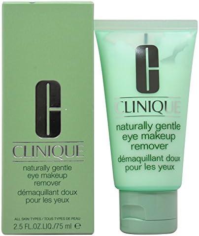 Clinique Naturally Gentle Eye Makeup Remover, 2.5 Ounce