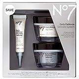 no 7 eye cream - No7 Early Defence Skincare System