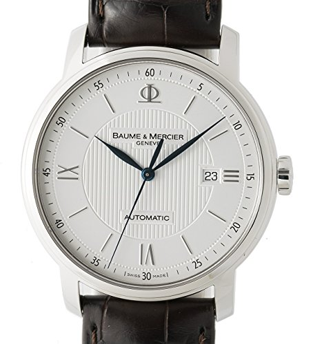 Baume-Mercier-Classima-automatic-self-wind-mens-Watch-8731-Certified-Pre-owned