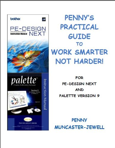 Penny S Practical Guide To Work Smarter Not Harder For Pe Design Next And Palette Version 9 By Penny Muncaster Jewell 2013 05 03 Penny Muncaster Jewell 9780967214931 Amazon Com Books