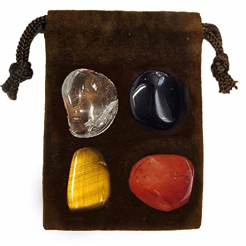 Gemstone Energy Set Crystal Healing   Protection
