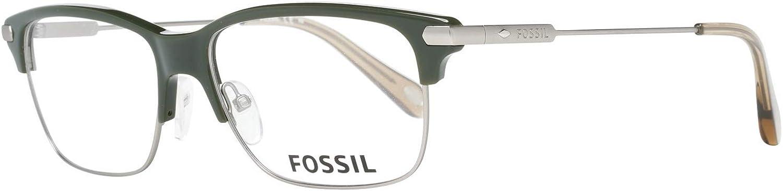 Fossil Brillengestelle FOS 6056 Monturas de gafas, Multicolor (Mehrfarbig), 53 para Hombre