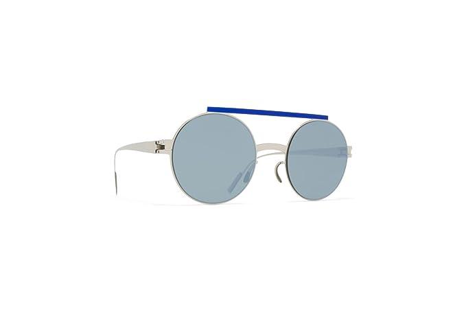 Mykita - Gafas de sol - para mujer plateado plata: Amazon.es ...