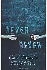 Never Never Paperback
