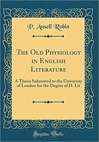 buy classic english literature thesis