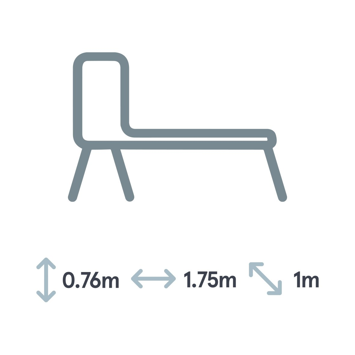 Gardman 35696 - Funda para conjuntos de muebles, color negro: Amazon ...