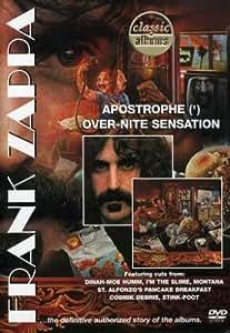 Amazon Com Frank Zappa Apostrophe Over Nite