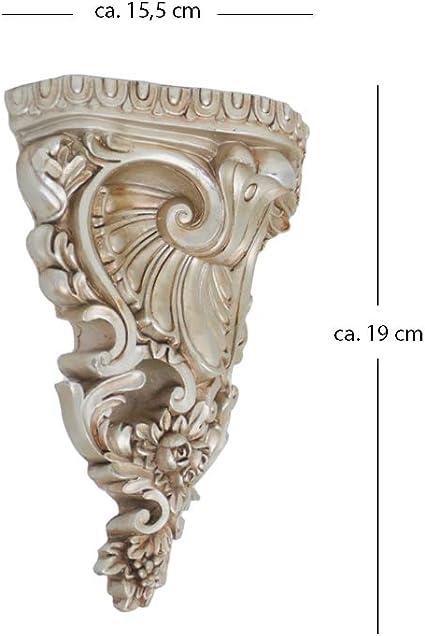 /abbellimenti barocco/ /7,5/cm Ornamento in legno/