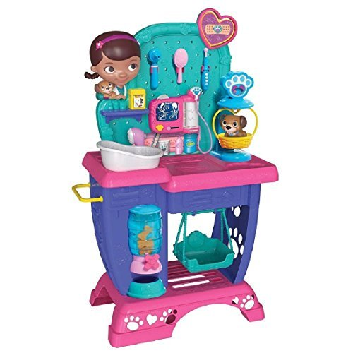 Disney Doc McStuffins Pet Vet Checkup Center