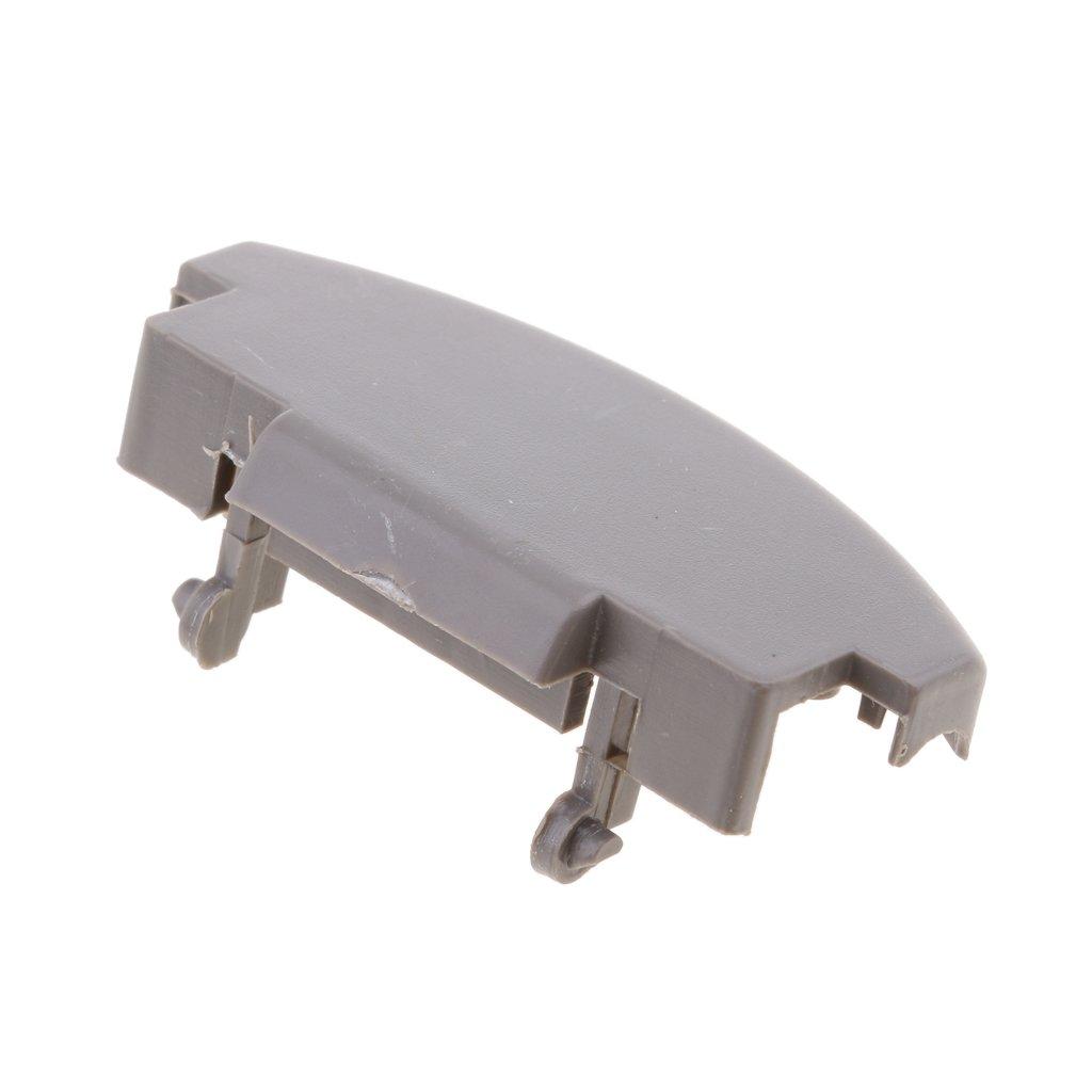 Couvercle du Couvercle De La Console Centrale gazechimp Bouton De Verrouillage De Laccoudoir Noir Remplacement Automatique
