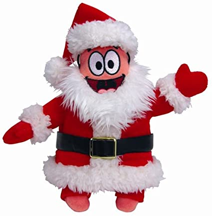 16b7426e61f Amazon.com  Ty Beanie Babies - Patrick Claus  Toys   Games