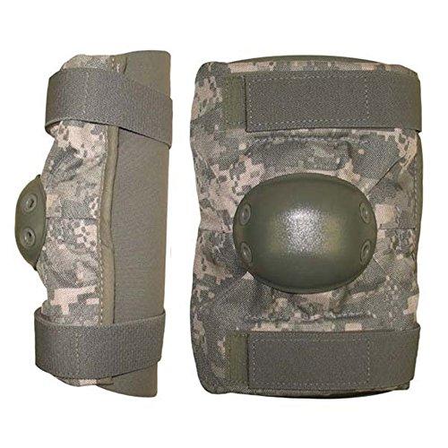 Elbow Pads, NSN 8415-01-530-2161, LARGE, ACU Pattern, U.S. Army / USGI Issue