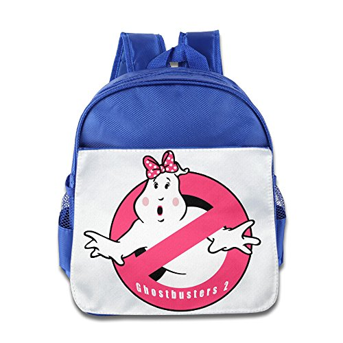 [JXMD Custom Funny Ghostbusters Children School Bag For 1-6 Years Old RoyalBlue] (Cheap Wolfman Costume)