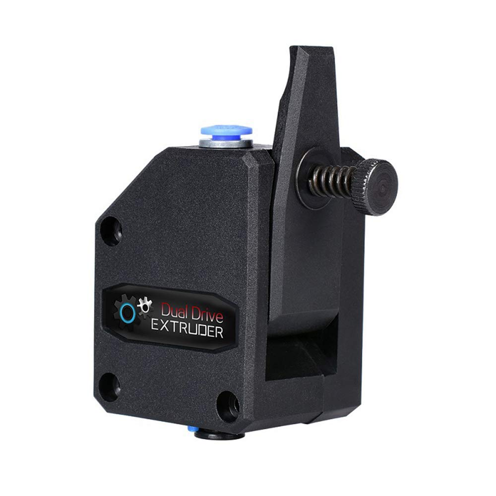 Redrex Dual Drive BMG Bowden Extruder High Performance Upgrading Parts for CR10,Ender 3 Series,Wanhao D9,Anet E10,Geeetech A10 and Other DIY 3D Printers