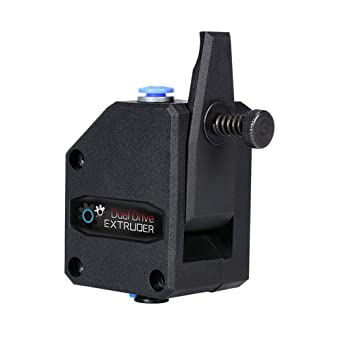 Redrex Dual Drive BMG Bowden Extruder High Performance Upgrading Parts for  CR10,Ender 3 Series,Wanhao D9,Anet E10,Geeetech A10 and Other DIY 3D