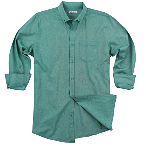 dress shirts untucked with jeans - 9