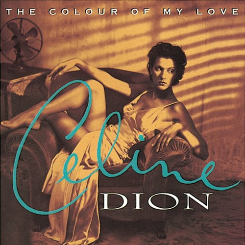 CD : Celine Dion - Colour of My Love (CD)