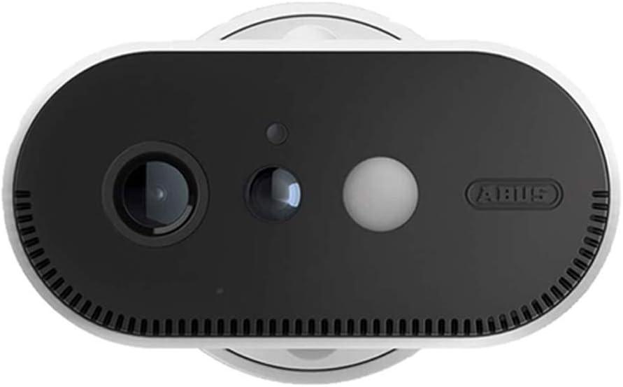 Abus Akku Überwachungskamera Ppic90520 Wlan Hd Kamera Für Innen Und Außen Nachtsicht 120 Grad Blickwinkel 100 Kabellos Weiß 87916 Baumarkt