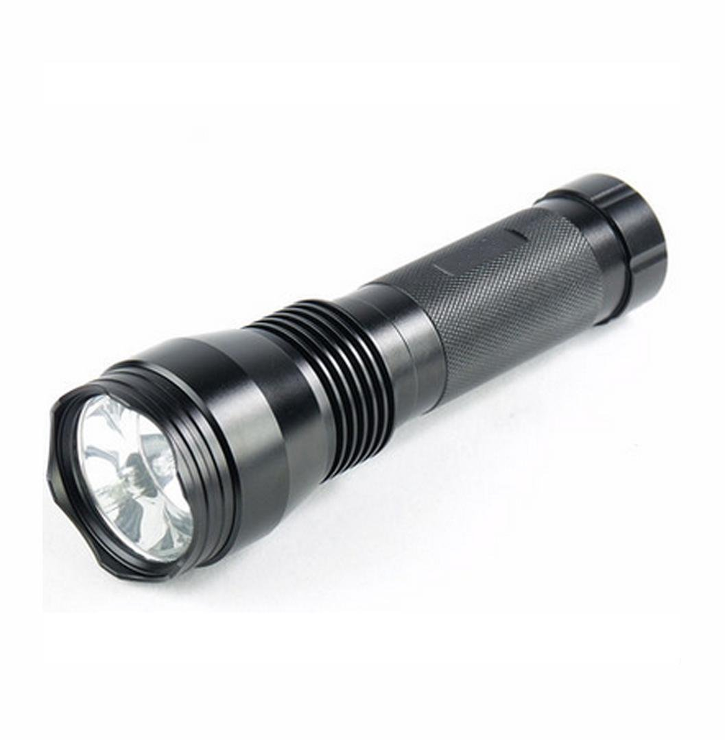 MEIYO24WHID Xenon Taschenlampe Licht remote Ladestation Außenleuchte