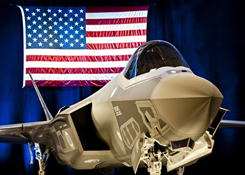 Home Comforts The First F-35 Lightning II Joint Strike Fighter to Arrive to The 33rd Fighter Wing on Display Durin