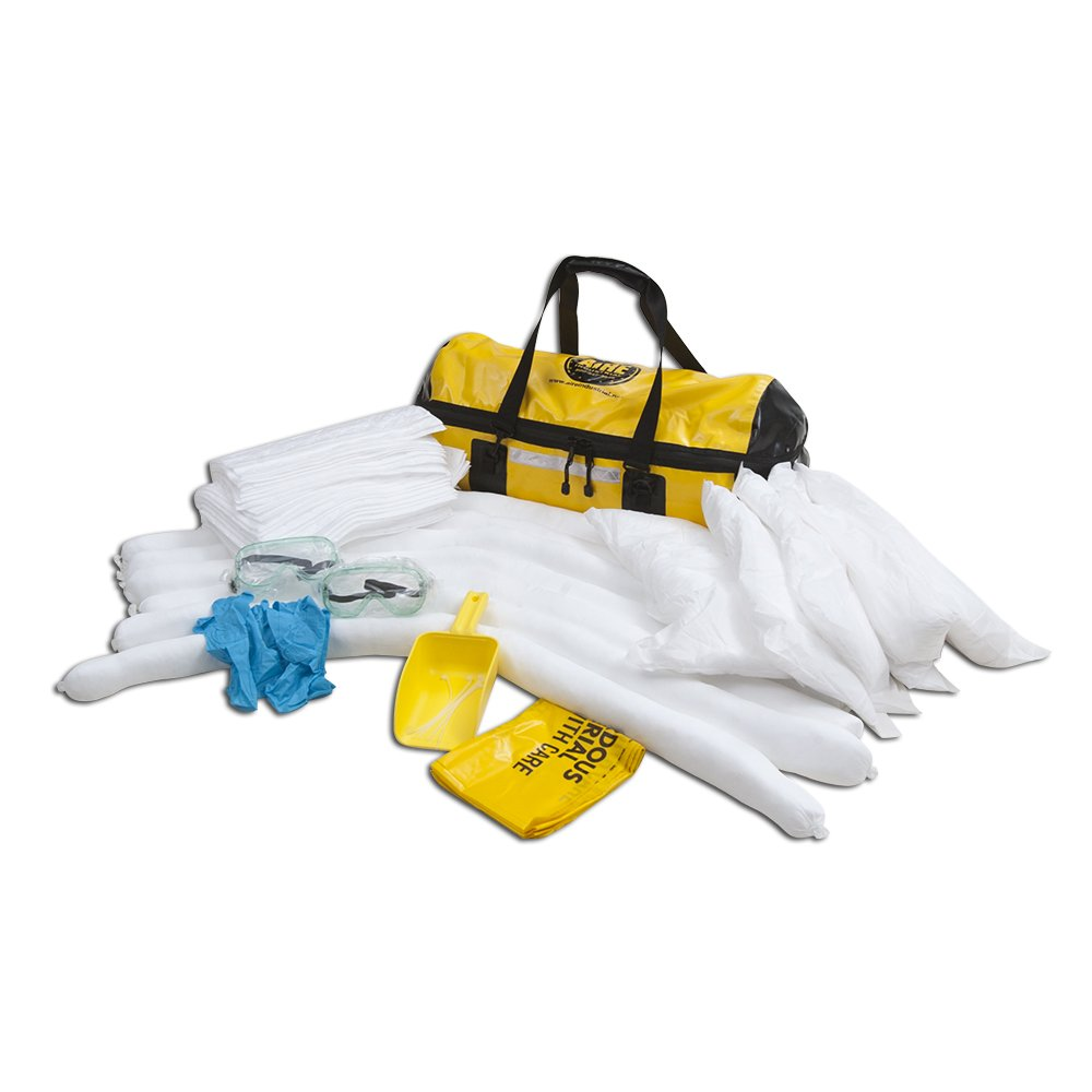 AIRE Weather Resistant Spill Duffel, Large, Oil 49 Gallon