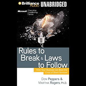 Rules to Break and Laws to Follow Audiobook