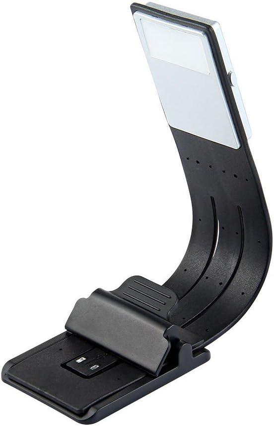 symboat luz portátil de libro de lectura LED con la lámpara ...