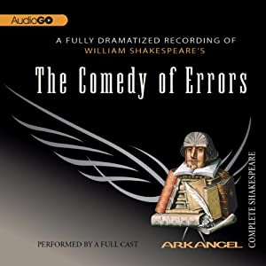 The Comedy of Errors Performance