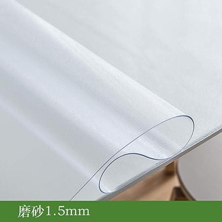 PVC transparente, alfombra de plástico, tapete para silla