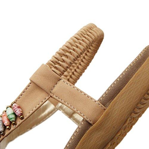 S&L - Zapatos de tacón  mujer Apricot2