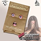 The Unknown Comic Collection: ''Journey thru the Unknown'' -and- ''The Kardashians Joke Book''