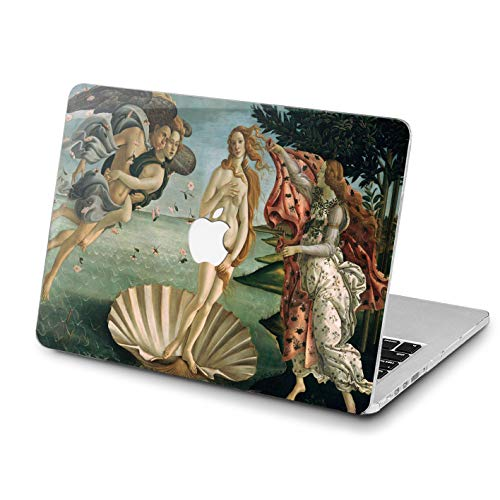 Lex Altern MacBook 2018 Pro 15 Air 13 inch 12 Apple The Birth of Venus Mac Hard Art Case 11 Painting Botticelli Retina Touch Bar Cover Protective Laptop 2016 2017 Plastic Print Girl Women 2015 Shell ()