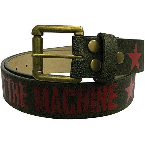 Rage Against The Machine - Star Studded Belt - Medium by Old Glory