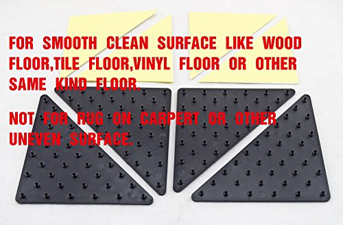 Noppor Tile Wood Vinyl Floor Anti Slip Rug Grippers Holder Import