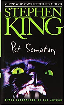 Image result for pet sematary book cover
