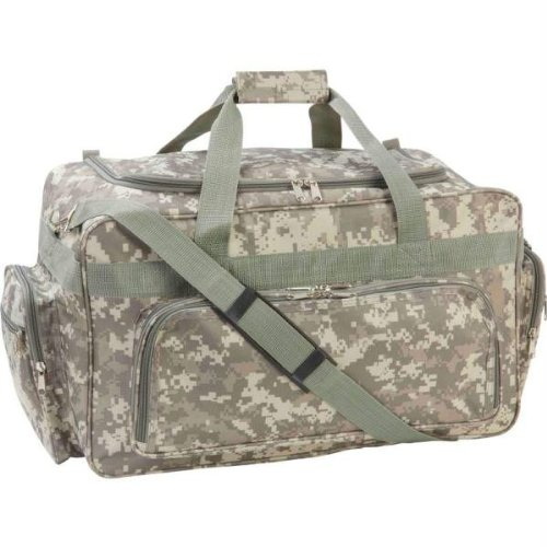 Extreme Pak Digital Camo Water-resistant 24'' Tote Bag by Gift Warehouse