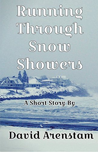 Running Through Snow Showers - Through Running Snow