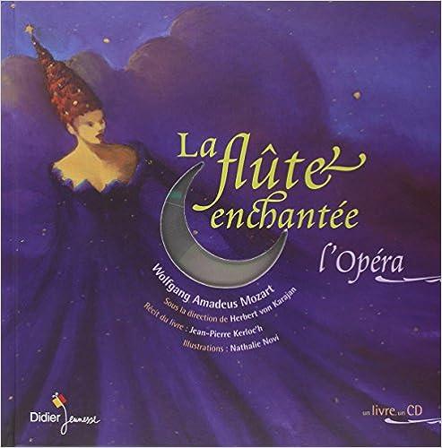 En ligne téléchargement La Flûte enchantée (1 livre + 1 CD audio) pdf epub