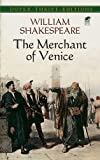 By William Shakespeare - The Merchant of Venice (Dover Thrift Editions) (5/23/95)