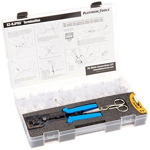 Platinum Tools 90173 EZ-RJPRO Termination POD. by Platinum Tools